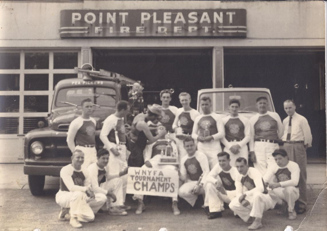 Point Pleasant Pea Pickers