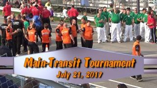 2017-07-21 Main-Transit Drill