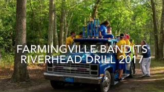 Farmingville Bandits @ Riverhead Drill 2017 4th Place Overall